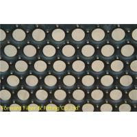 Wholesale Anti - Skid Stone Gray Perforated Galvanized Sheet Metal / Perforated Metal Panels from china suppliers