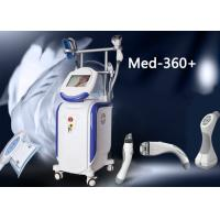 Wholesale Fat Freezing Cryolipolysis Body Sculpting Machine Body Slimming Cryolipolysis Vacuum RF from china suppliers
