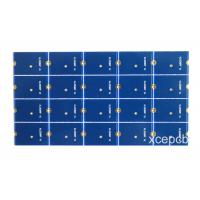 Wholesale Blue Rogers Half Hole Custom PCB Boards Using Special RO3203 Raw Material 1 - 16 Layer from china suppliers