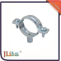 Wholesale Carben Steel Cast Iron Pipe Clamps Anti Corrosion Environment Friendly from china suppliers
