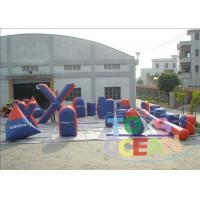 Wholesale Fun Outdoor Inflatable Paintball Bunkers Security With Customize Logo from china suppliers