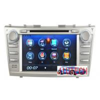 Wholesale Car Stereo Multimedia GPS Sat Nav Headunit System  for Toyota Camry / Aurion 2006-2011 from china suppliers