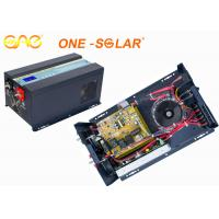 Quality 2KW Low Frequency Hybrid Solar Inverter With PWM Solar Charger for sale