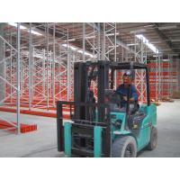 Wholesale Durable Steel Pallet Warehouse Racking With High Loading 3000kg / layer from china suppliers