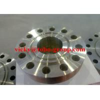Wholesale Forged Steel Flange ASTM A182 F53 Threaded Flange CL600 DN100 from china suppliers