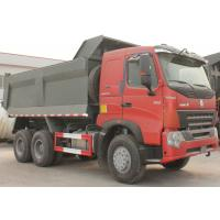 Wholesale Tipper Dump Truck SINOTRUK HOWO A7 371HP 10 wheels 25tons for mining industry from china suppliers