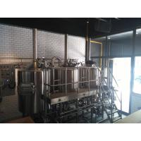 Wholesale 10HL Electricity Heated Micro Brewing Equipment Brewhouse For Bar Hotel from china suppliers