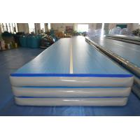 Wholesale Large Commercial DWF Inflatable Gym Crash Mats Foldable Strong from china suppliers