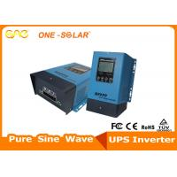 Wholesale New Design Product  48V 60A Top One MPPT Solar Charge Controller from china suppliers