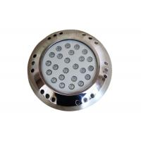 Wholesale 54W 316 stainless steel IP68 underwater swimming pool light from china suppliers