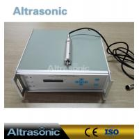 Wholesale 200W Ultrasonic Plastic Welding Machine , Memory Card / IC Card Inlay Equipemnt from china suppliers