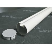 Wholesale High Grade Aluminum Tubular Linear Metal Ceiling , Museum White False Ceiling 50mm Dia from china suppliers