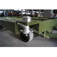 Wholesale Conductive Strip Utility Flatbed Trailer , Iron Eagle Trailers With 25000m Wheel Base from china suppliers