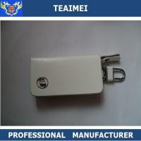 Wholesale Auto Lexus / Audi / VW Leather Key Holder Keychain Cover Black / Brown from china suppliers