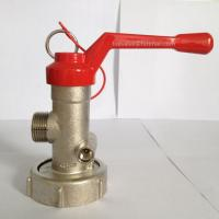 Wholesale hot sale trolley valve fire extinguisher valve 50kg from china suppliers