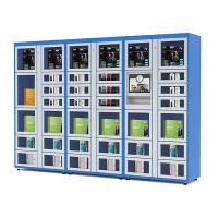 Wholesale Self Service Electronics Locker Vending Machines That Sell Electronics CE FCC from china suppliers