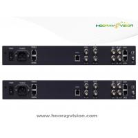 Wholesale IPTV Transcoder 8 Channels SD / HD MPEG-2 to MPEG-4 H.264 TS Over IP from china suppliers