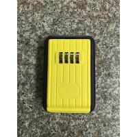 Wholesale WaterProof Combination Digital Key Lock Box for Multiple Keys Cards , Real Estate Four Wheels from china suppliers