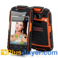 Wholesale Enyo - 3.5 Inch Rugged Android Phone (Water Resistant, Shockproof, Dustproof, Orange) from china suppliers