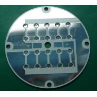 Wholesale Single Layer LED Double Sided Electronic PCB Boards , High Current / Thermal Conductivity from china suppliers