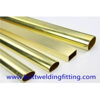 Wholesale ASME SB466 Copper Nickel 90/10 Seamless Tube / Distiller Pipe 6 - 12m Length from china suppliers