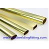 Buy cheap ASME SB466 Copper Nickel 90/10 Seamless Tube / Distiller Pipe 6 - 12m Length from wholesalers