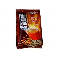 Wholesale Zip Lock Aluminum Foil Coffee Packaging Bags For Food Moisture Proof from china suppliers