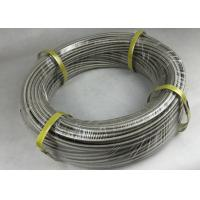 "Wholesale Domestic PTFE Braided Hose , 1 / 4""  Braided Hose Working Temperature 220C from china suppliers"