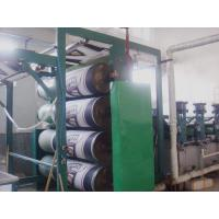 Towel Washing & Drying Combined Machine with Six washing troughs and six drying cylinders