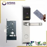 Wholesale 12V delux innovative vingcard lock for hotel, condo, cebu use from china suppliers