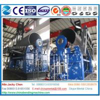 Wholesale Mclw12CNC-60*2500 Hydraulic 4 Roller Plate Rolling/Bending Machine with CE Standard from china suppliers