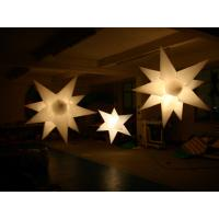 Wholesale Led Inflatable Lighting Decoration Star from china suppliers