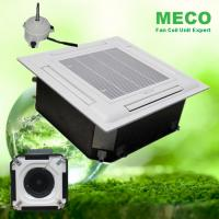 Wholesale Energy-saving DC motor cassette fan coil unit-1400CFM from china suppliers