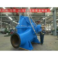 Durable Double Suction Centrifugal Pump Open Single Stage For Watering Plant