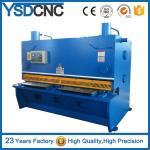 Wholesale QC11K guillotine NC metal sheet cutting machine manufacturer shearer supply hydraulic steel plate shearing machine from china suppliers