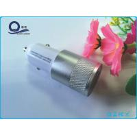 Wholesale 5V 2.4A Dual USB Car Charger , IPhone / Samsung Qualcomm Quick Charger from china suppliers