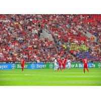Wholesale SMD Basketball Perimeter LED Display Rental , Large led screen outdoor 960mm x 960mm from china suppliers