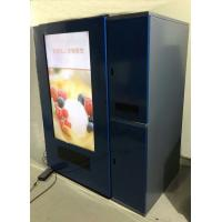 Wholesale Solution Of Smart Vending Machine 55 Inch Touch Screen In  Interactive GUI & Control Software Various Payment Option from china suppliers