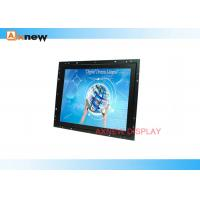 Buy cheap VGA 10'' Industrial Touch Screen LCD Displays , Multi Touch PCAP Bonded from wholesalers