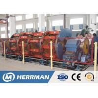 Quality Al Wire And Cable Stranding Machine With Armoring Function Ground Shaft Driven for sale