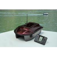 Wholesale Brown Two Way Wireless Remote Control GPS Bait Boat - Upgraded Edition Of RYH-001B from china suppliers