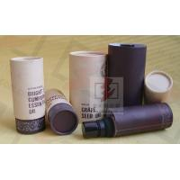 Quality Electronic Hookah Recycled Paper Tube Storage Container Recyclable for sale