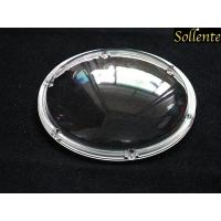 Wholesale 180mm Transparent LED Lens Cover ,  Round Outdoor Light Covers from china suppliers