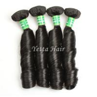 Wholesale 7A Spiral Curl peruvian virgin hair , 100% Human Hair Weave No tangle No Mixture from china suppliers