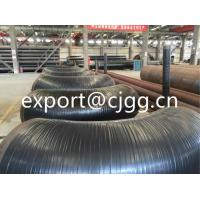Wholesale DIN 30670 Anti Corrosion Steel Fittings with 3 Layer Fusion Bond Epoxy Polyethylene Coating from china suppliers
