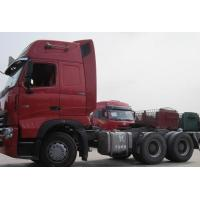 Wholesale SINO HOWO A7 6*4 420HP Semi Trailer Tractor Truck With Powerful Engine from china suppliers