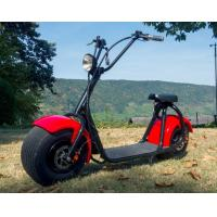 Wholesale Adult 1 Person Recret Red Electric Moped Bike With 1000W Engine from china suppliers