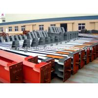 Wholesale Fire Resistance Heavy Gauge Portal Steel Buildings Framing Rigid High Load Capability from china suppliers