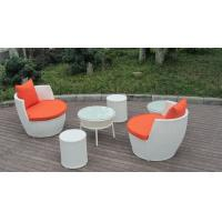 Wholesale UV Resistant Fashion Obelisk Chair With Round Tea / Coffee Table from china suppliers
