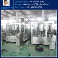 Buy cheap CGF Series Full-Automatic Water Filling Machine from wholesalers
